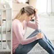 Тяжелый токсикоз влияет на психику будущей матери