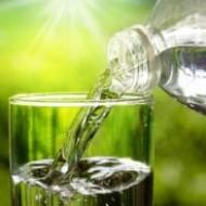 Вода помогает при перепадах давления