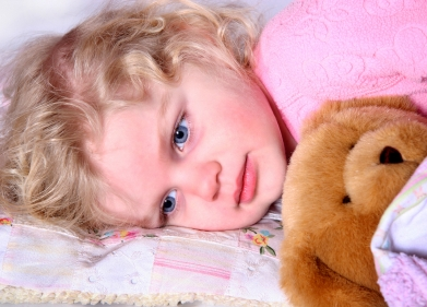 Проблемы со сном тормозят развитие детей