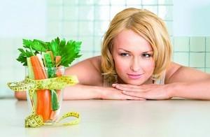 похудеть в области живота