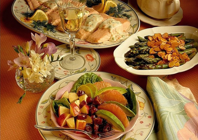 диета при повышенном холестерине примерное меню