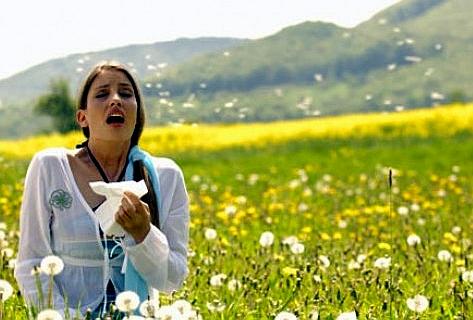 Симптомы аллергии