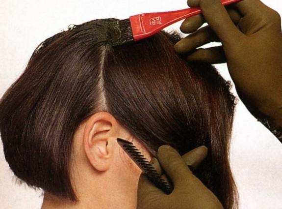 Использование краски для волос может быть небезопасно