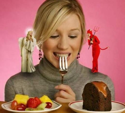 Эмоции снижают способность ощущать количество жира в пище