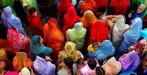 india sari