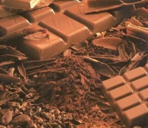 cacao i shokolad