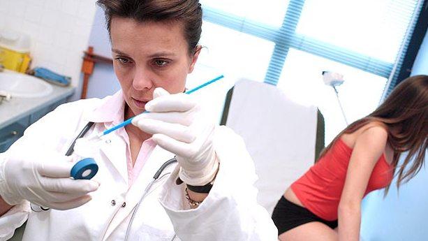 Разработан тест, определяющий риск развития рака шейки матки.