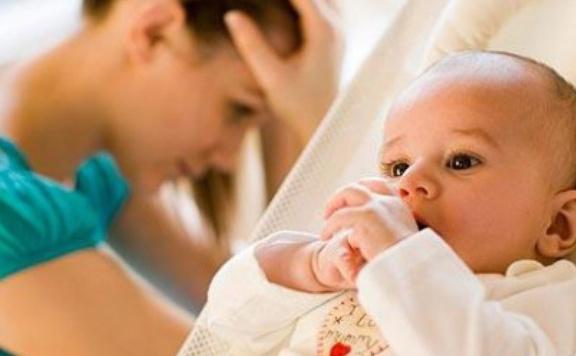 Вероятность развития послеродовой депрессии можно предсказать в начале беременности