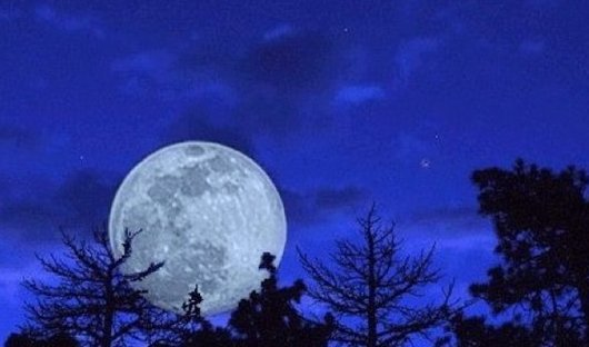 Фазы Луны влияют на работу сердца