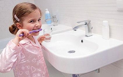 Рост и развитие ребенка зависят от соблюдения личной гигиены