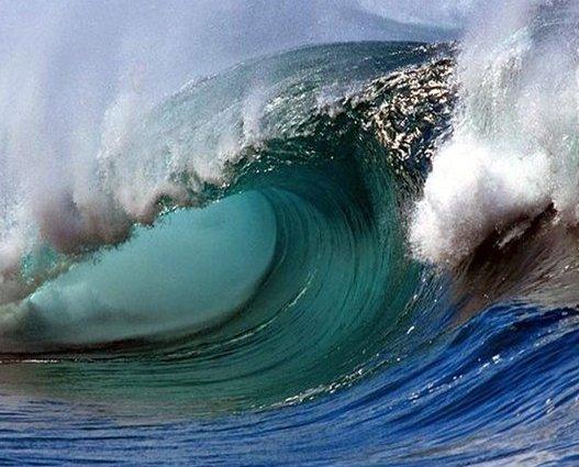 Вода из морских глубин лечит больной желудок