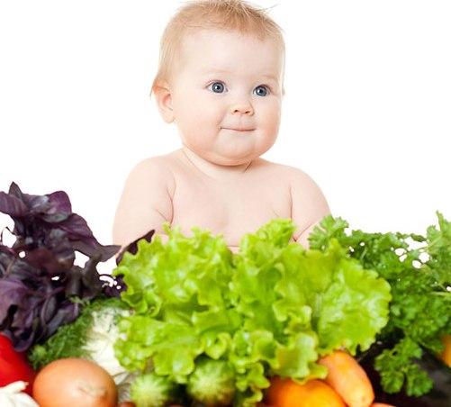 Дети не желают питаться овощами из соображений безопасности