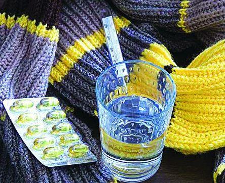 Добавки с цинком защищают от простуды