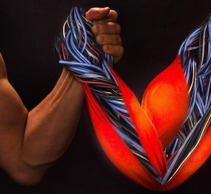 Протезы и экзоскелеты обеспечат сверхсильными искусственными мышцами