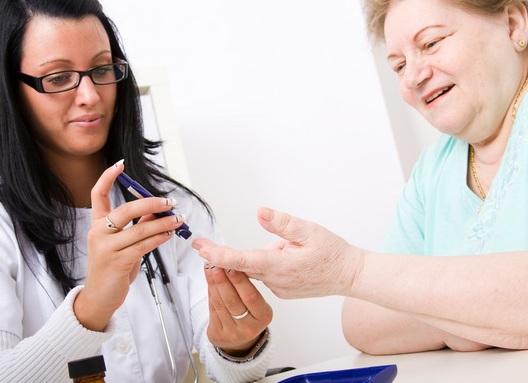 Диабет провоцирует уменьшение объема мозга