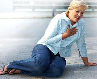 Женщины чаще страдают от болезней сердца, чем мужчины
