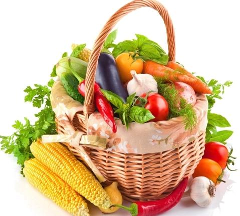 Сколько фруктов и овощей надо съесть, чтобы стать здоровым
