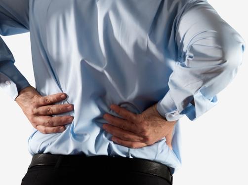От болей в спине спасают стволовые клетки, взятые из жира на животе