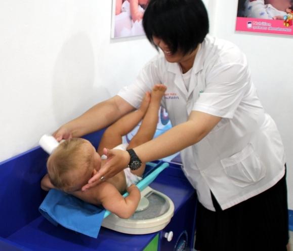 Антибиотики будут использоваться для увеличения массы детей с истощением