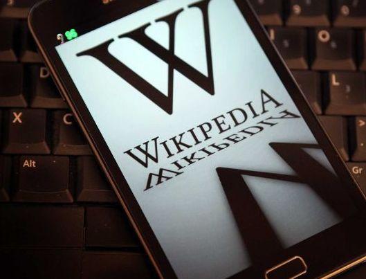 Американцам запретили верить ресурсу Wikipedia