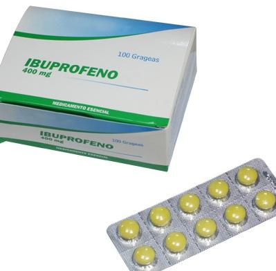 Ибупрофен претендует на звание лекарства против старости