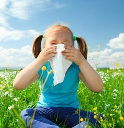 Предрасположенность к аллергии развивается еще в материнской утробе