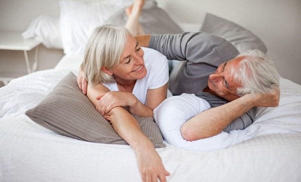 Особенности секса у пожилых