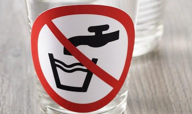 пить воду аллергия