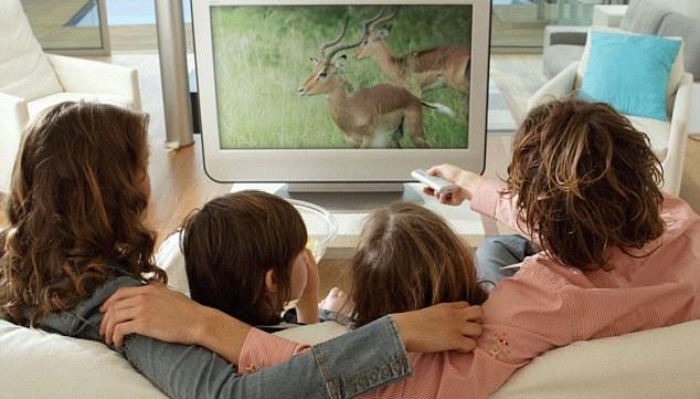 Телевизор небезопасен для мужчин— Датские ученые