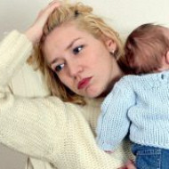 Детский плач вреден для мозга родителей и окружающих