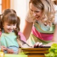 Успехи ребенка в учебе зависят от того, ест ли он рыбу