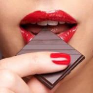 Темный шоколад улучшает зрение