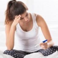 Женщины не могут забеременеть из-за стресса