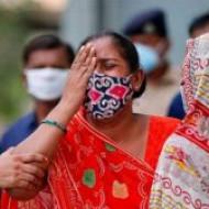 COVID-19 повышает риск заражения черной плесенью в Индии