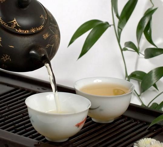 Эликсиром молодости можно считать зеленый чай