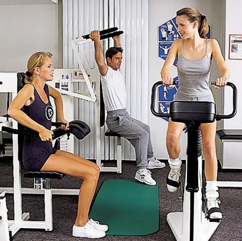 Физические нагрузки помогают справляться со стрессом