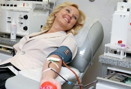 Быть донором крови полезно для здоровья