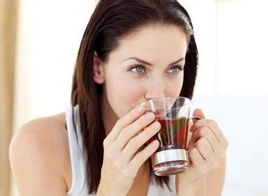 Черный чай полезен для зубов