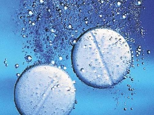 Растворимые лекарственные препараты опасны из-за высокого содержания соли