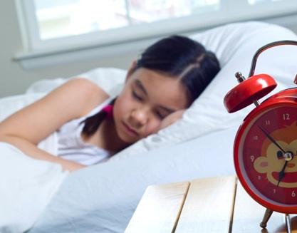 Полноценный сон защищает ребенка от ожирения