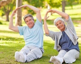 Продолжительность жизни зависит от физической активности