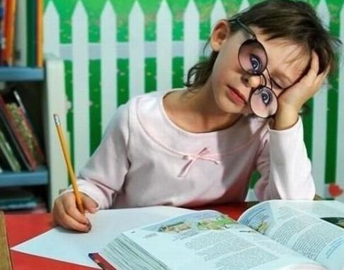 Омега-3 необходима ребенку для качественного отдыха