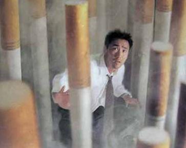 В помощь тем, кто пытается бросить курить, разрабатывают особый дизайн сигарет
