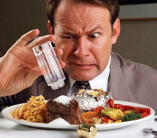 Соль разобьет вам сердце – не стоит превышать норму