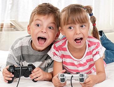 Опасность видеоигр
